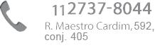 Telefone (11) 3081-6851. Rua Oscar Freire, 2.250